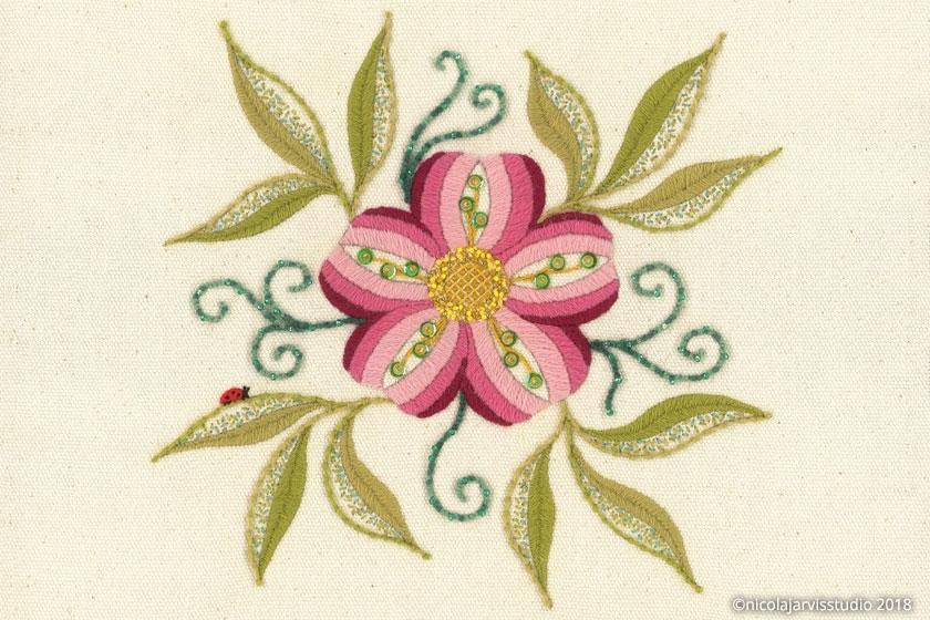 Nicola Jarvis Apple Blossom