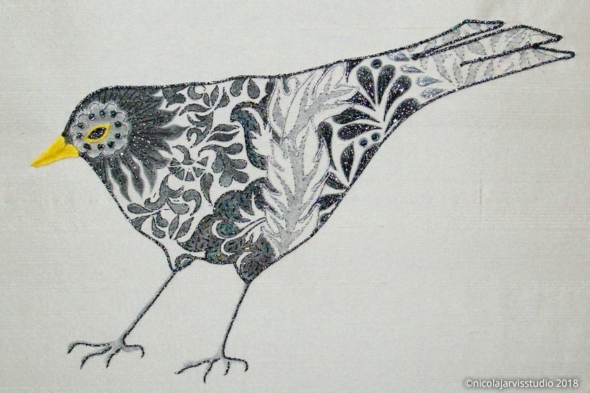 nicola jarvis bijou black bird
