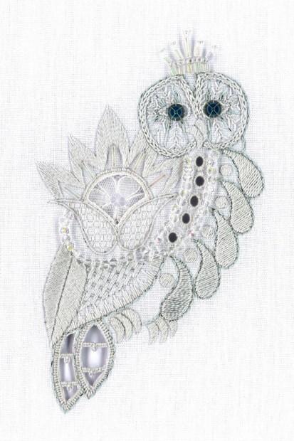 nicola jarvis snowy owl