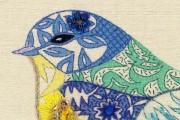 Nicola Jarvis Studio Bijou Blue Bird