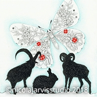 Nicola Jarvis embroidery classes