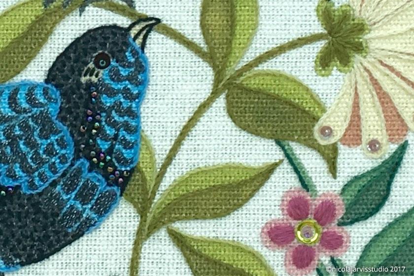 Nicola Jarvis Studio Birds