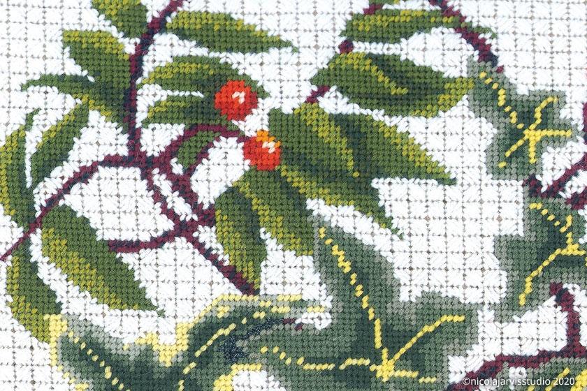 'Winter Berries' Christmas cards